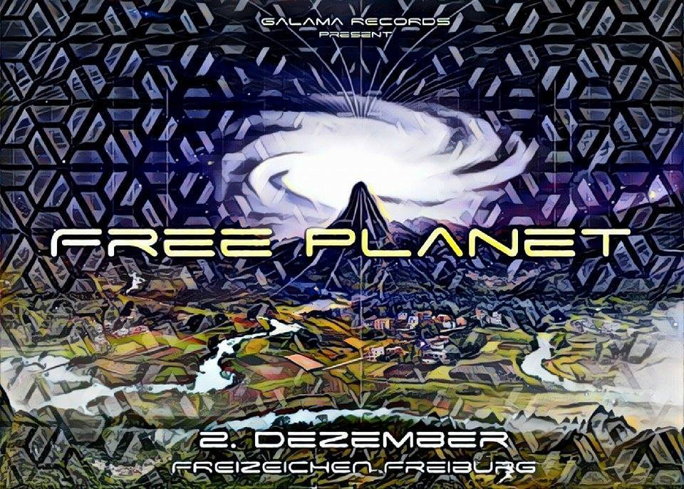 Free Planet | Samstag, 02.12.17