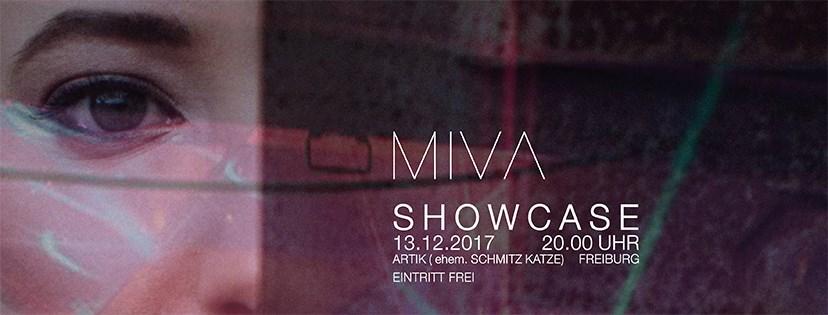 Showcase MIVA | Mittwoch, 13.12.17