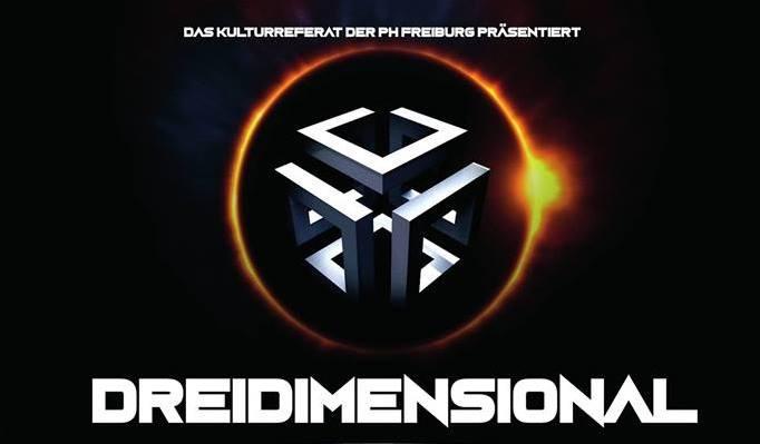Dreidimensional – Semesterabschlussparty Kulturreferat PH || Freitag, 09.02.18