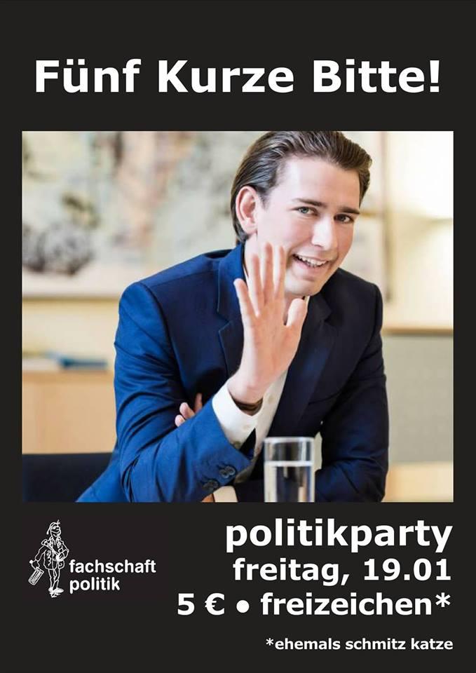 ★Politikparty★| Freitag, 19.01.18