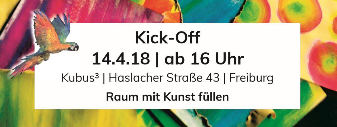 Kick-Off JugendKunstParkour 2018