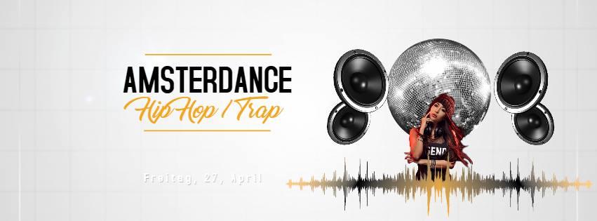 Amsterdance || Freitag, 27.04.18