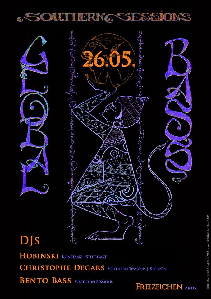 Global Bass || Samstag, 26.05.18