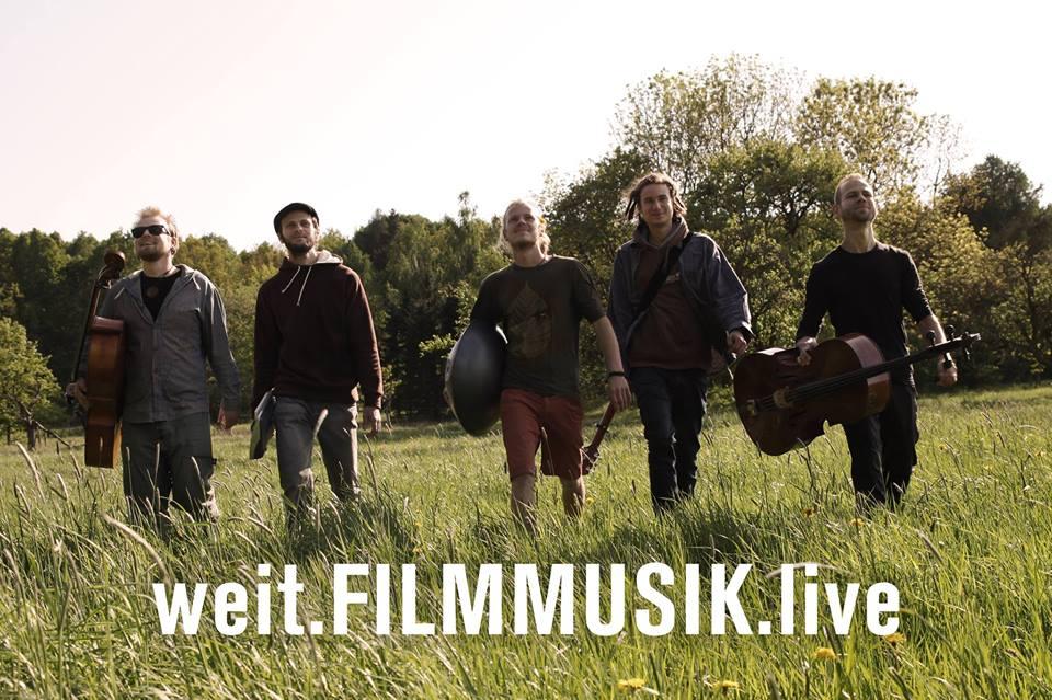Konzert: weit.Filmmusik.live || Sonntag, 27.05.18