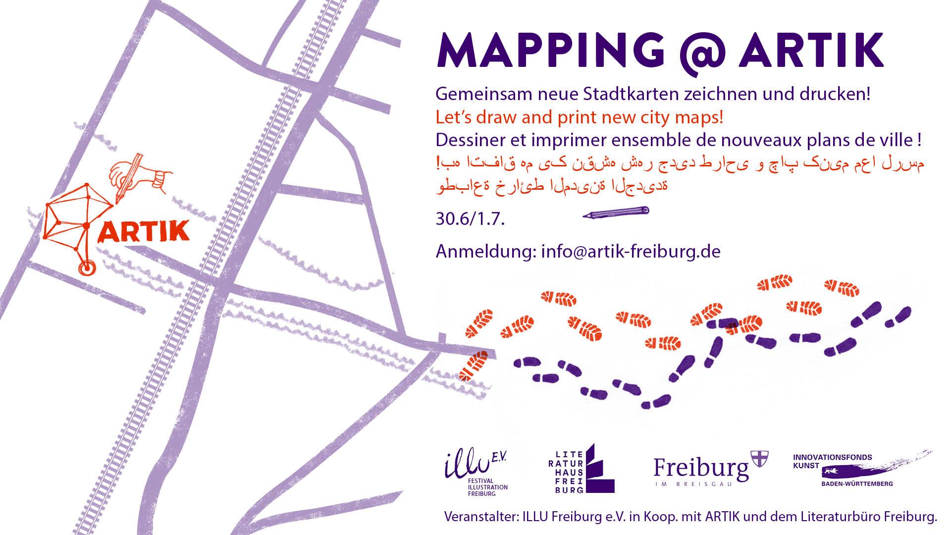 Mapping@ArTik || 30.06. und 01.07.18