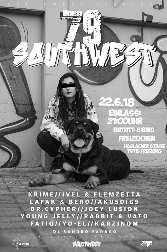 Southwest79 || Freitag, 22.06.18