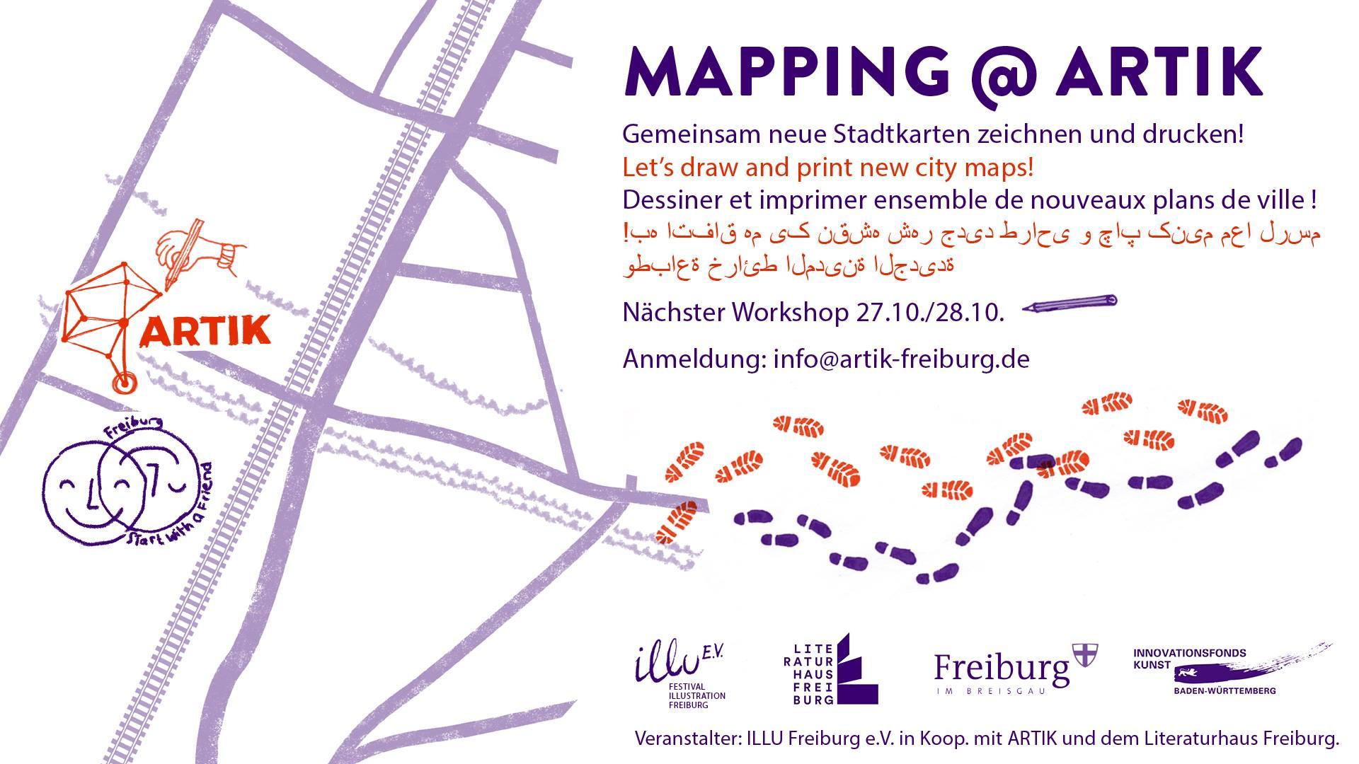 Mapping Artik || 27.+28.10.18