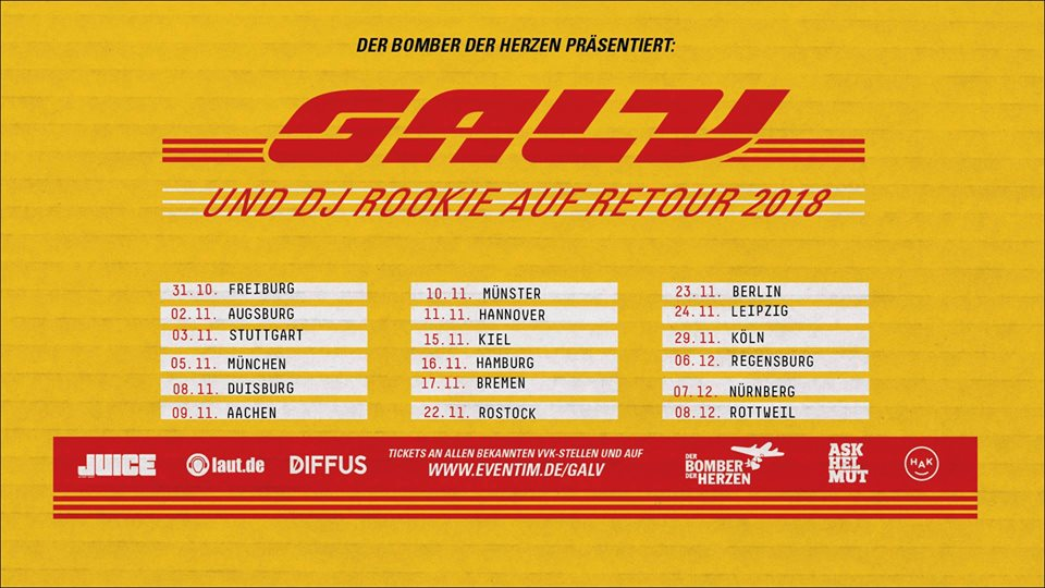 GALV || 31.10.18