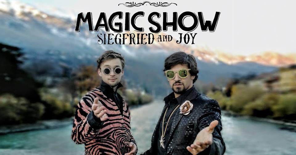Zaubershow mit Siegfried & Joy || 22.11.18