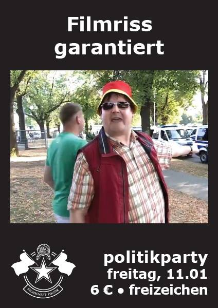 ★ Politikparty ★ || 11.1.19