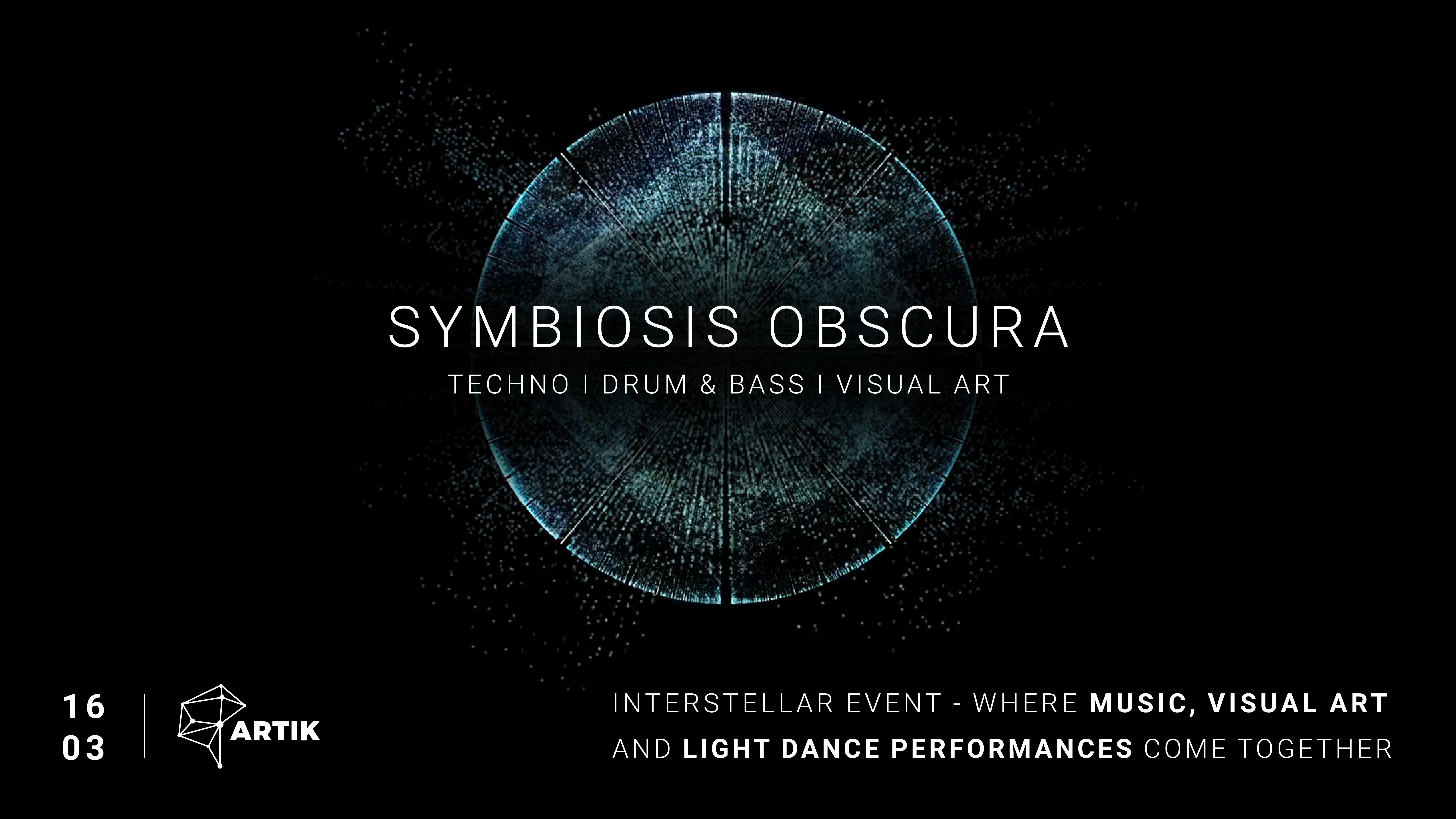 Symbiosis Obscura    16.3.19