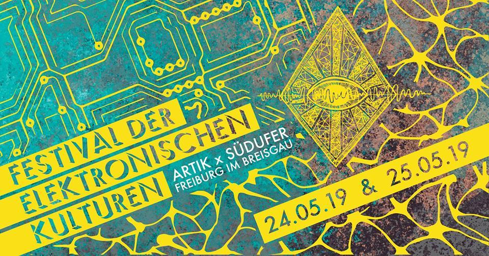 Festival der elektronischen Kulturen    24.5.19