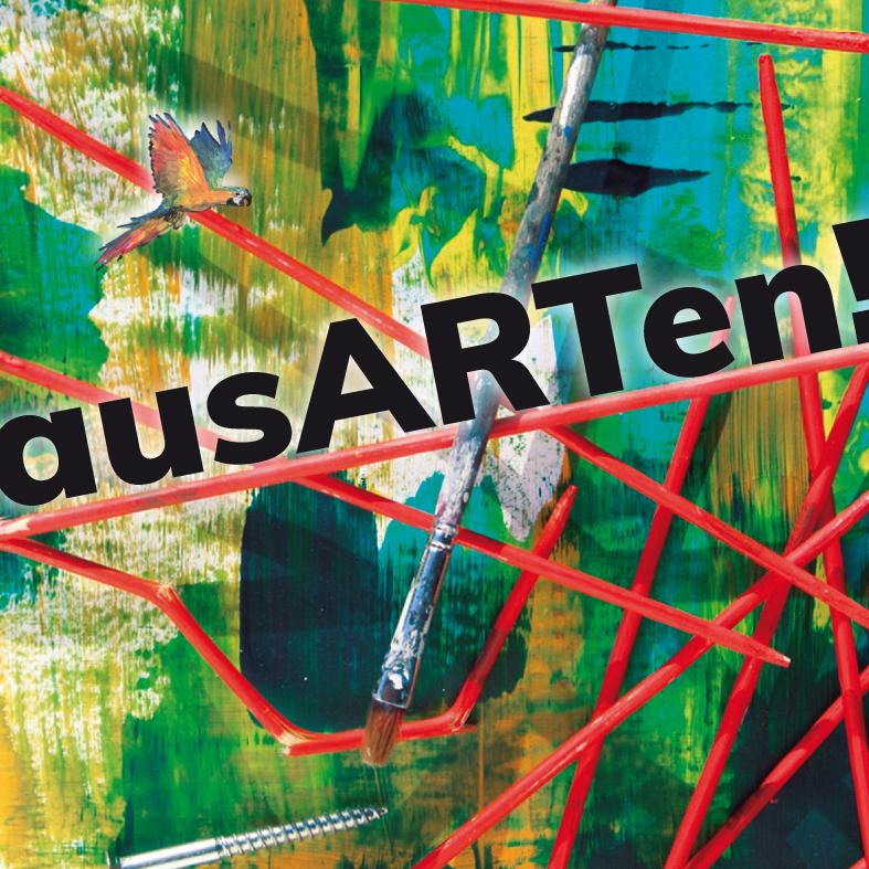 KunstCamp 2019 – ausARTen!    30.5.19
