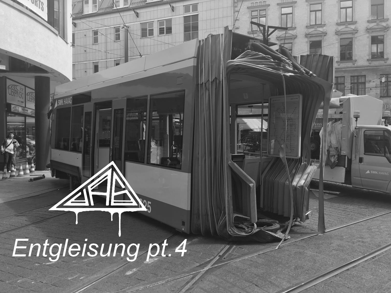 VAG CREW Presents: Entgleisung pt.4    7.6.19